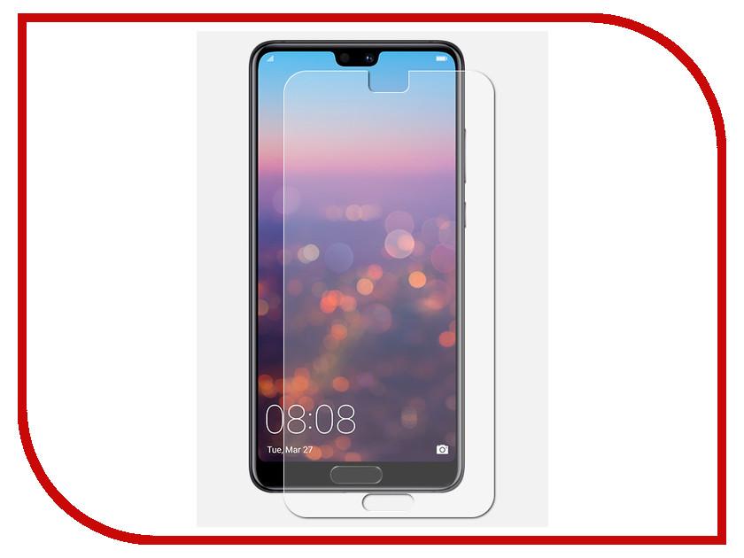 Аксессуар Гибридное защитное стекло для Huawei P20 2018 Onext 41627 аксессуар гибридное защитное стекло для honor 10 onext 41764
