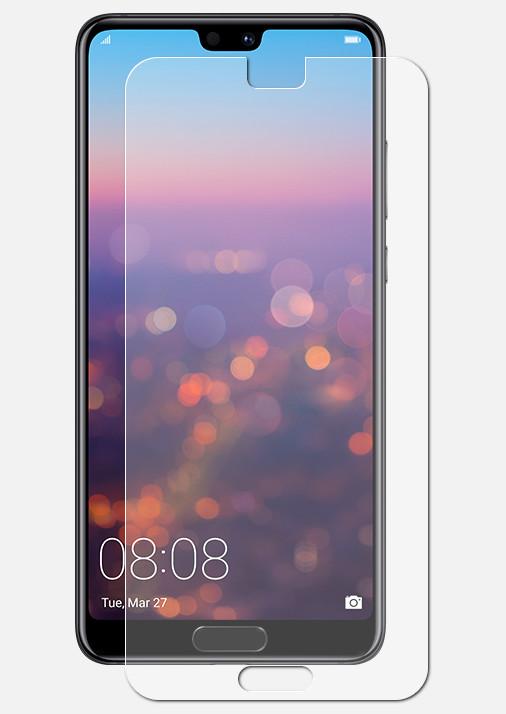Аксессуар Гибридное защитное стекло Onext для Huawei P20 2018 41627 аксессуар гибридное защитное стекло для huawei p20 plus pro 2018 onext 41628