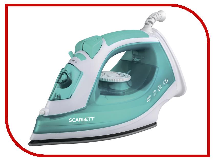 Утюг Scarlett SC-SI30P09 масляный радиатор scarlett sc oh67b02 7