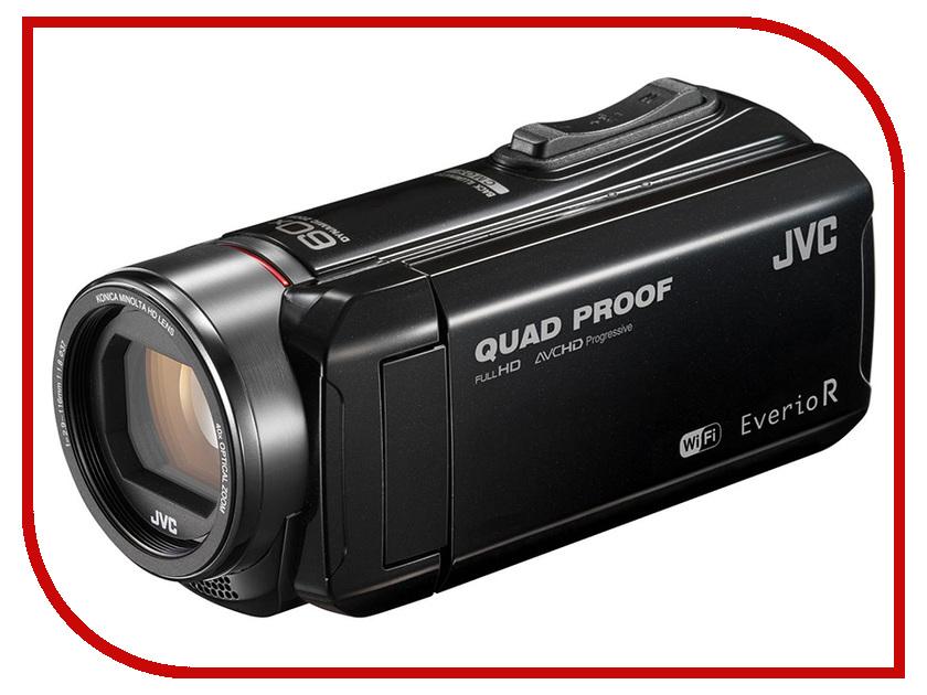 Zakazat.ru: Видеокамера JVC Everio GZ-RX601
