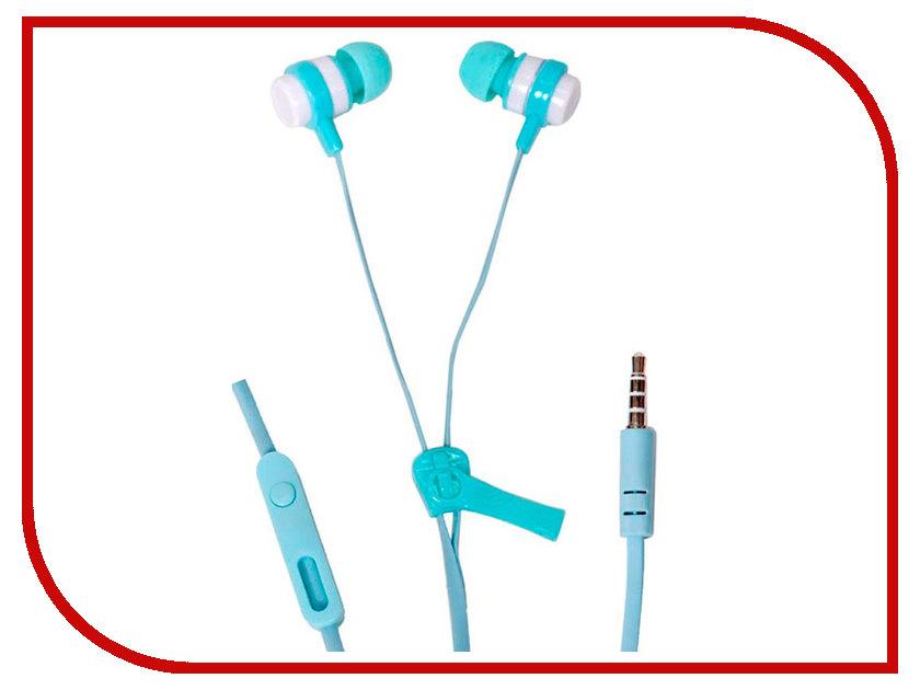 Anshmei Zipper Kiki-709 Blue