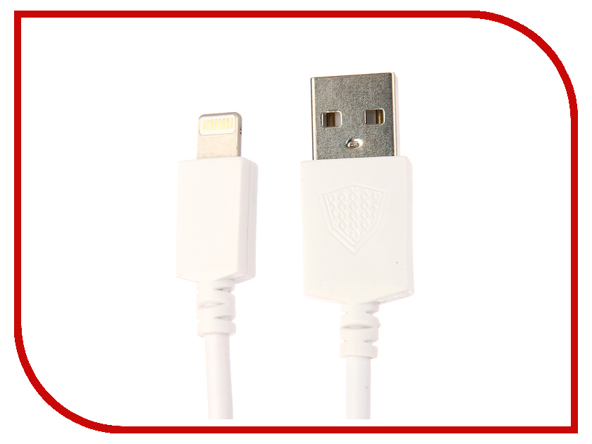 цены Аксессуар Inkax USB - Lighting 8pin CK-08-IP White
