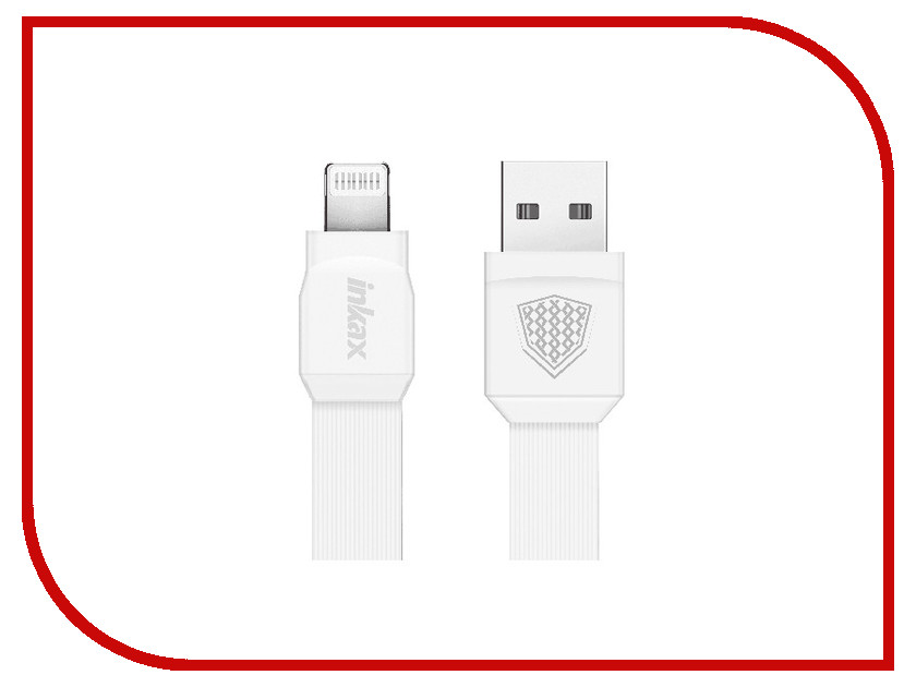 Аксессуар Inkax USB - Lighting 8pin CK-17-IP White 计算机基础与实训教材系列:网页设计与制作(dreamweaver flash photoshop)