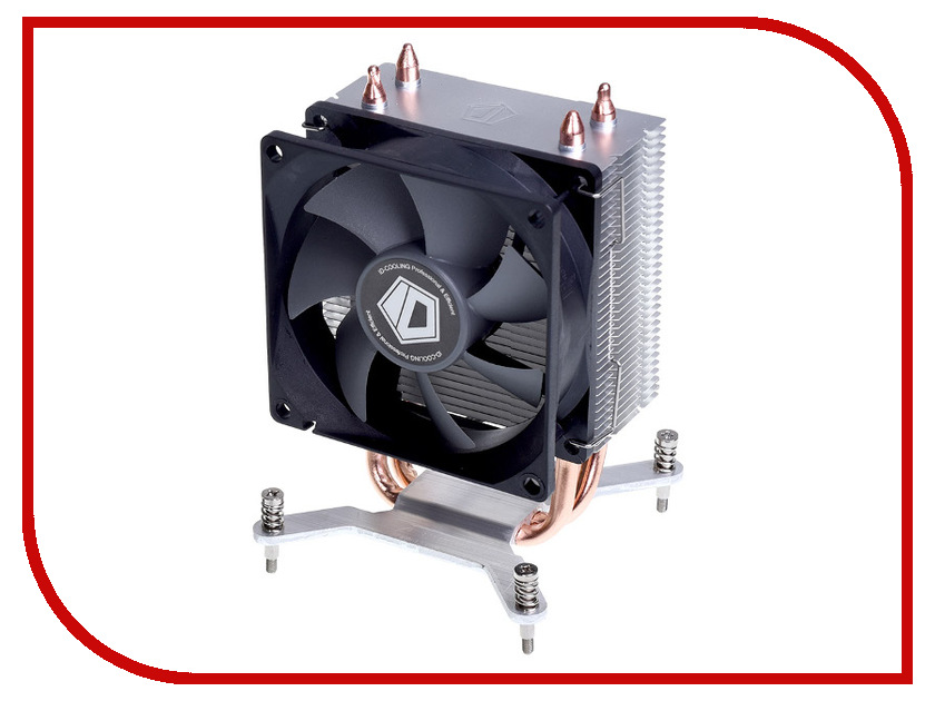 Кулер ID-Cooling SE-812i (Intel LGA1150/1151/1155/1156) кулер id cooling dk 03 halo led white intel lga1150 1151 1155 1156