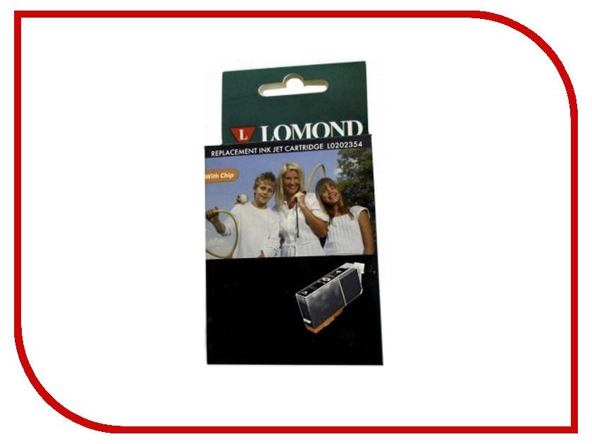 Картридж Lomond L0202354 для Canon Pixma iP3600/4600/MP540/MP620/MP630/MP980 картридж lomond l0202357 для canon pixma ip3600 4600 mp540 mp620 mp630 mp980