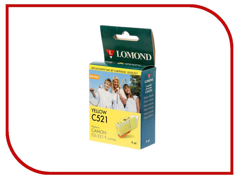 Картридж Lomond L0202357 для Canon Pixma iP3600/4600/MP540/MP620/MP630/MP980 картридж lomond l0202357 для canon pixma ip3600 4600 mp540 mp620 mp630 mp980