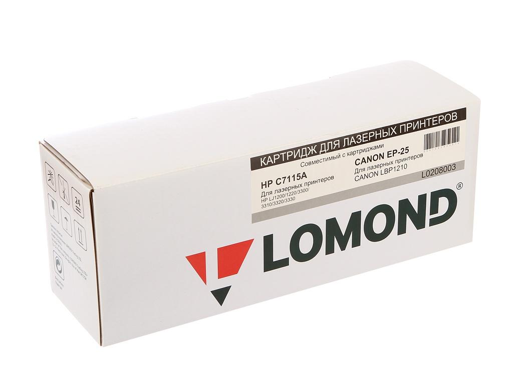 Картридж Lomond L0208003 для HP LJ 1200/1220/3200/3300/New/3310/3320/3330/Canon LBP 1210 rg0 1013 for hp laserjet 1000 1150 1200 1300 3300 3330 3380 printer paper tray
