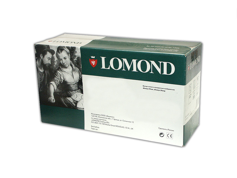 Картридж Lomond L0208826 для HP 1320/1160 New/Canon I-Sensys LBP3300/3360 NEW