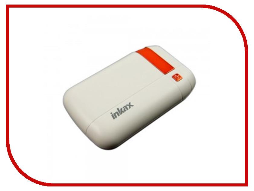 Аккумулятор Inkax PV-08 8000mAh White внешний аккумулятор mango mp 8000 8000mah dc5v 2a pure white