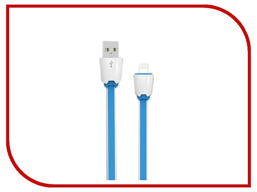 Аксессуар EMY USB - Lightning 8pin MY-441 Blue
