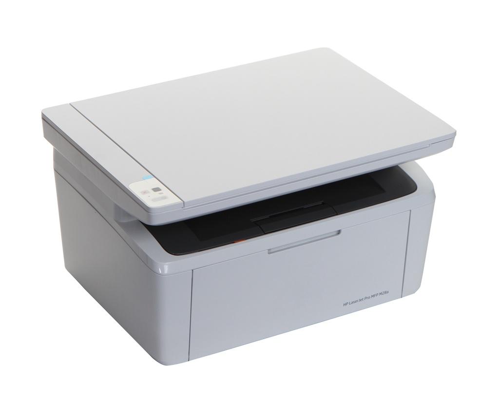 цена на МФУ HP LaserJet Pro M28a