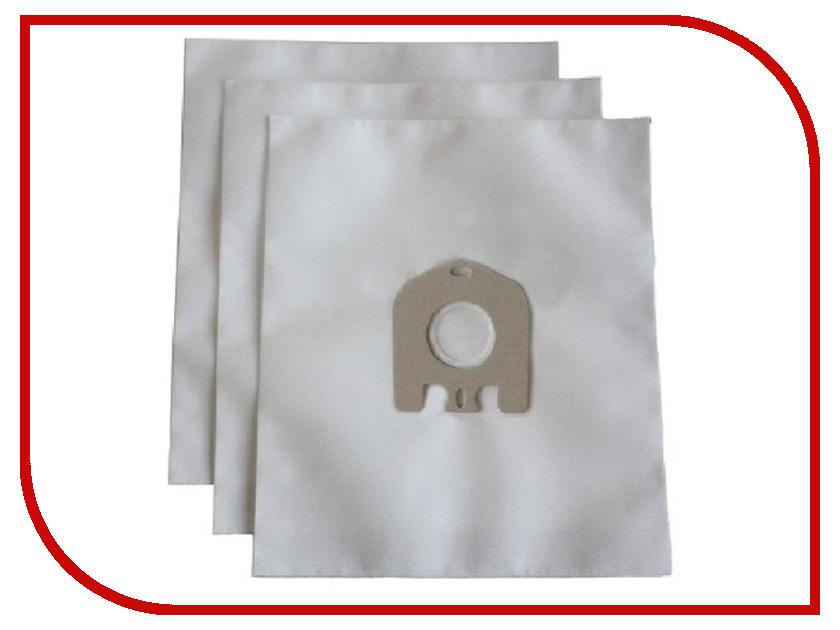 Мешки пылесборные Idea Econom i-311 3шт синтетические для Miele