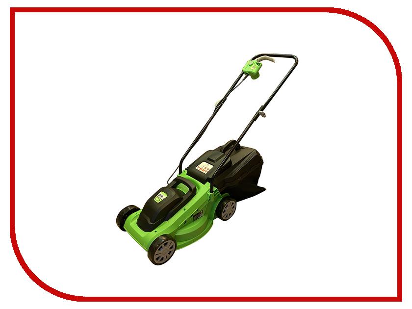 Газонокосилка Greenworks GLM1232 2502207 бензиновая газонокосилка huter glm 5 0 s