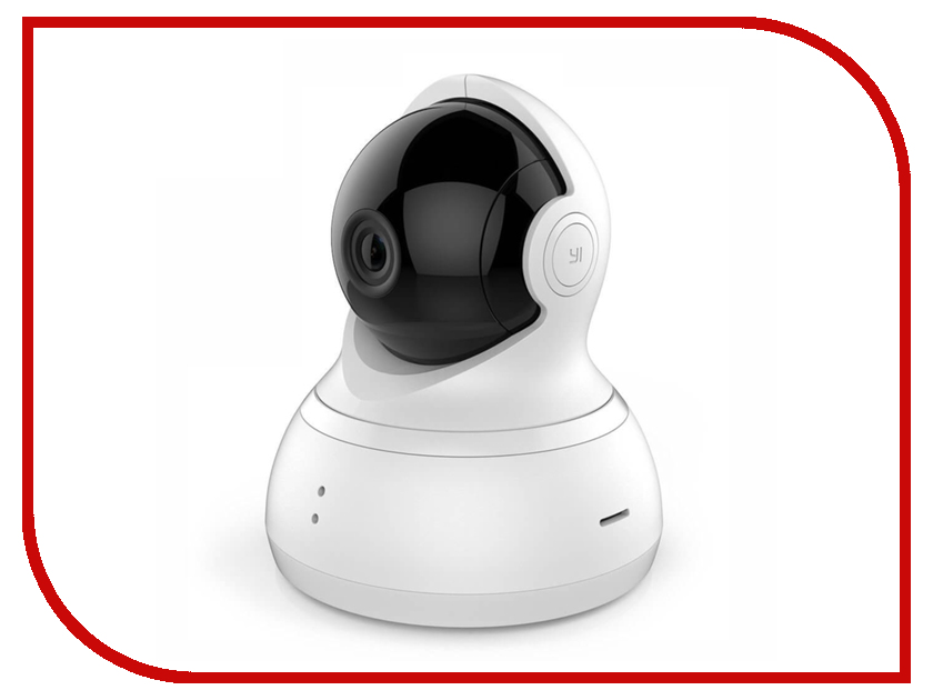 IP камера Xiaomi Yi Dome Camera 720 White EU International Version