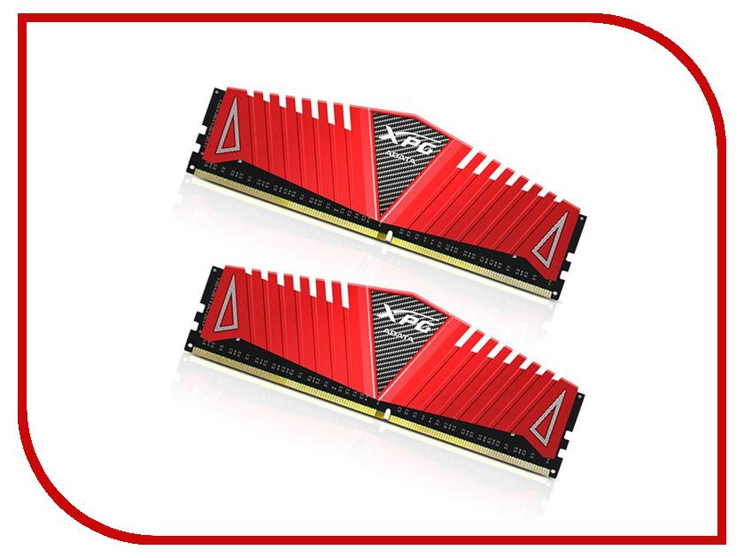 Модуль памяти A-Data DDR4 DIMM 2400MHz PC4-19200 CL16 - 4Gb AX4U2400W4G16-DRZ модуль памяти patriot memory ddr4 so dimm 2400mhz pc4 19200 cl17 4gb psd44g240041s