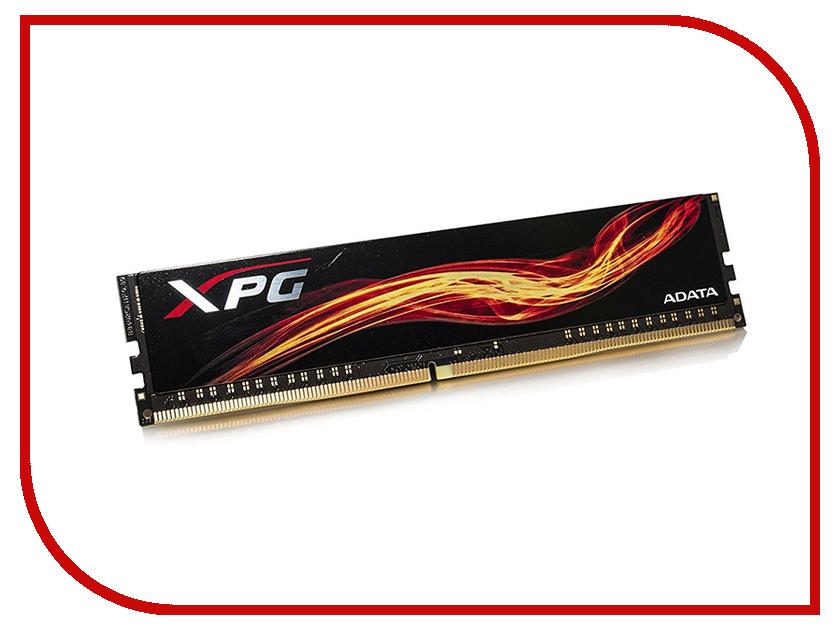 Модуль памяти A-Data DDR4 DIMM 2400MHz PC4-19200 CL16 - 8Gb AX4U240038G16-BBF модуль памяти patriot memory ddr4 so dimm 2400mhz pc4 19200 cl17 4gb psd44g240041s