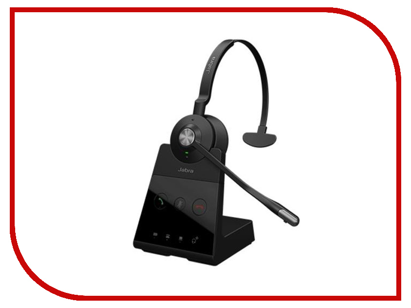 Jabra Engage 65 Mono 9553-553-111 bluetooth гарнитура jabra motion uc ms 6630 900 301 серый 6630 900 301
