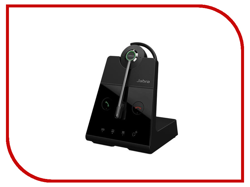 Jabra Engage 65 Convertible 9555-553-111 bluetooth гарнитура jabra motion uc ms 6630 900 301 серый 6630 900 301
