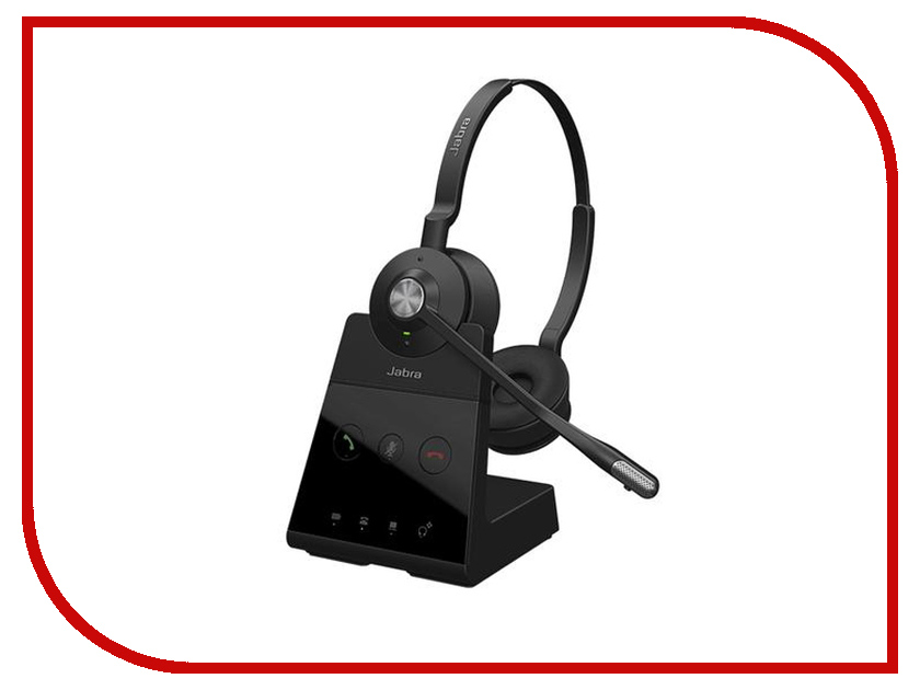 Jabra Engage 65 Stereo 9559-553-111 bluetooth гарнитура jabra motion uc ms 6630 900 301 серый 6630 900 301