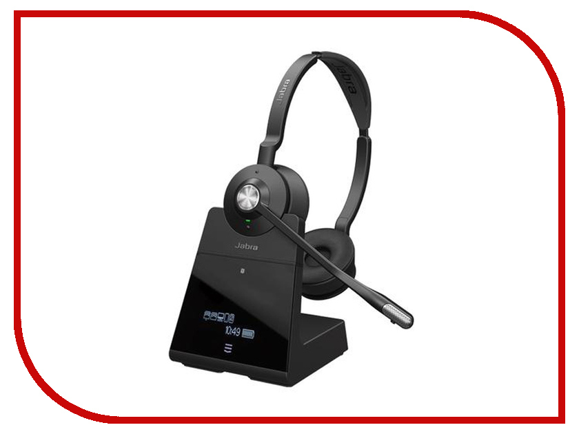 Jabra Engage 75 Stereo 9559-583-111 bluetooth гарнитура jabra motion uc ms 6630 900 301 серый 6630 900 301