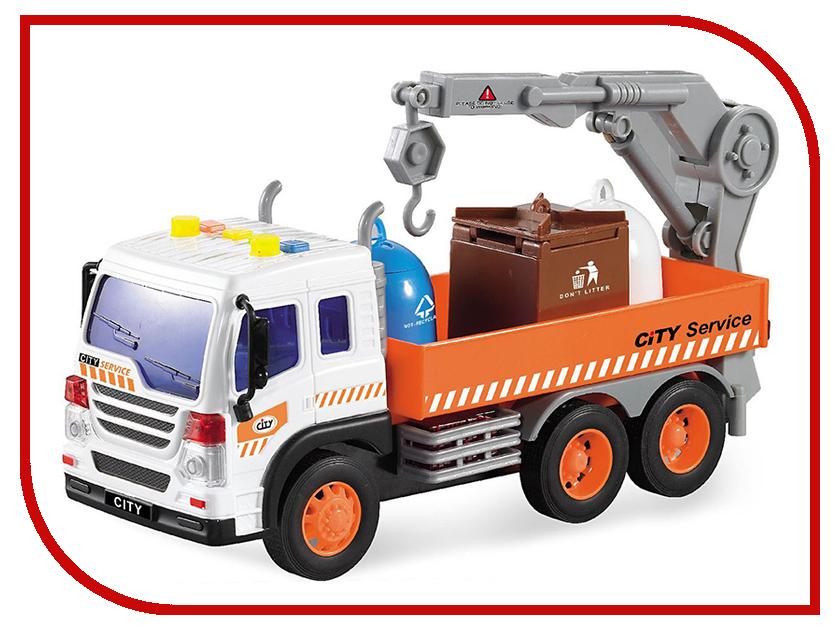 Игрушка Drift City Crane 1:16 64966 drift машинка спецтехника city crane