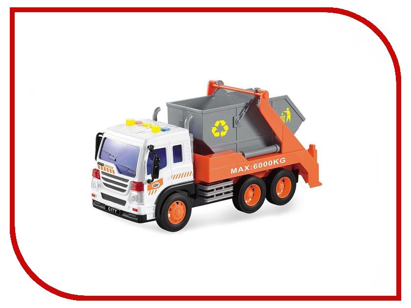 Игрушка Drift Garbage Truck 1:16 64965 garbage y blondie mexico