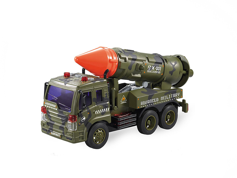 Игрушка Drift Military Missile Vehicle 1:16 64963