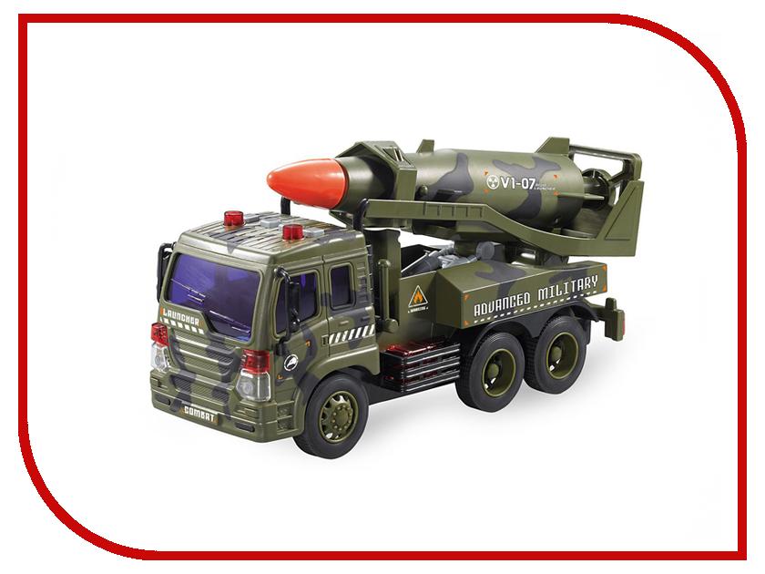 Игрушка Drift Military Rocket Vehicle 1:16 64961 drift машина фрикционная