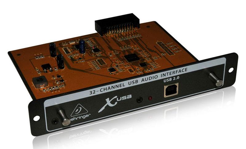 Звуковая карта Behringer X-USB