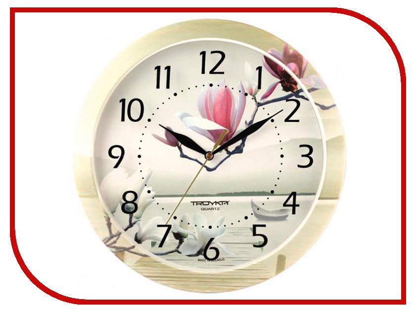Часы TROYKA 11000016 troyka часы настенные troyka 31 см