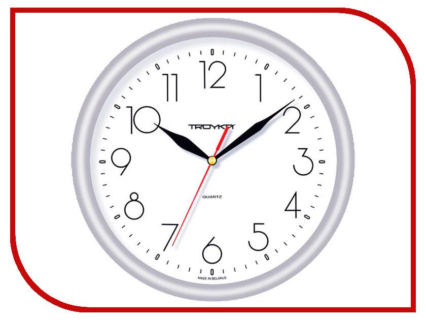 Часы TROYKA 21270212 troyka часы настенные troyka 31 см