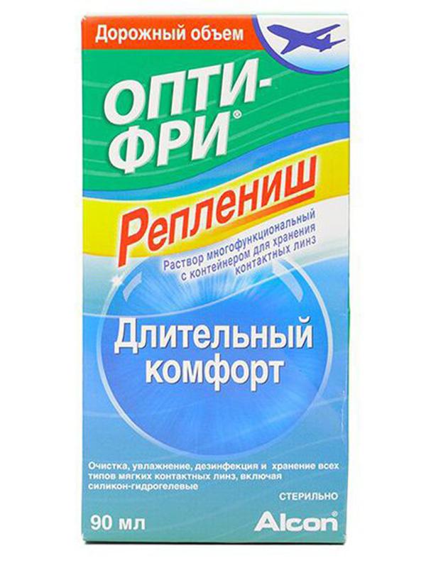 Раствор Alcon Опти-Фри Replenish 90ml