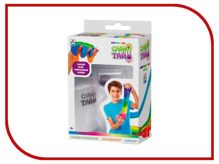 Набор для творчества 1Toy Сделай слайм Многоцветный Т12028 набор для изготовления слайма 1toy сделай слайм многоцветный т12028