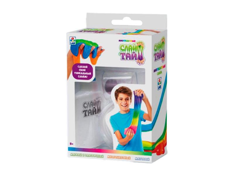 Слайм 1Toy Сделай слайм Многоцветный Т12028