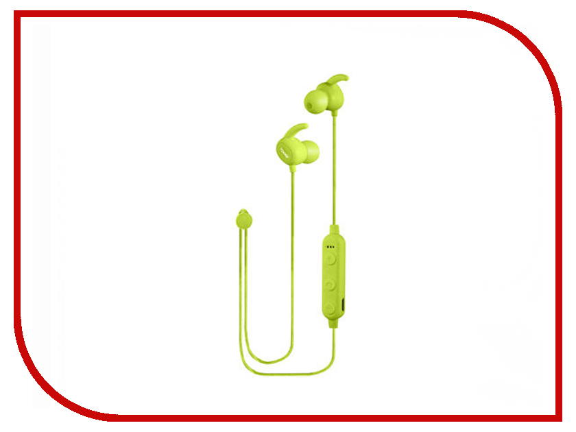 Yookie K320 Bluetooth Lime Green