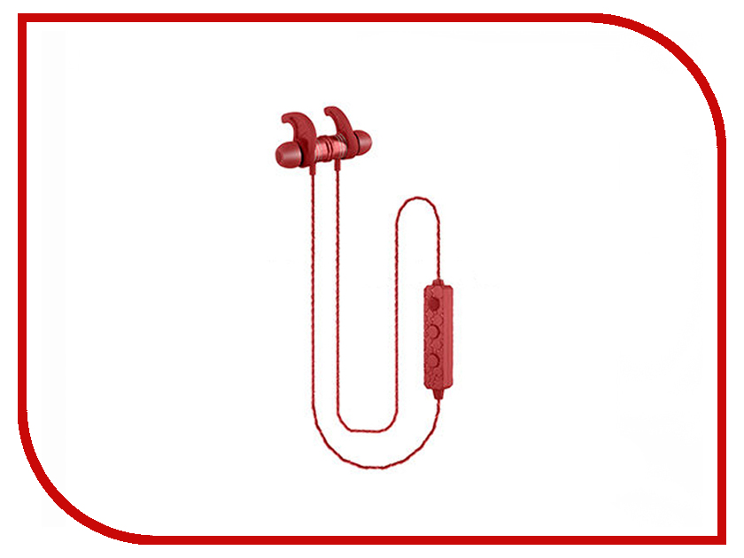 Yookie K325 Bluetooth Red