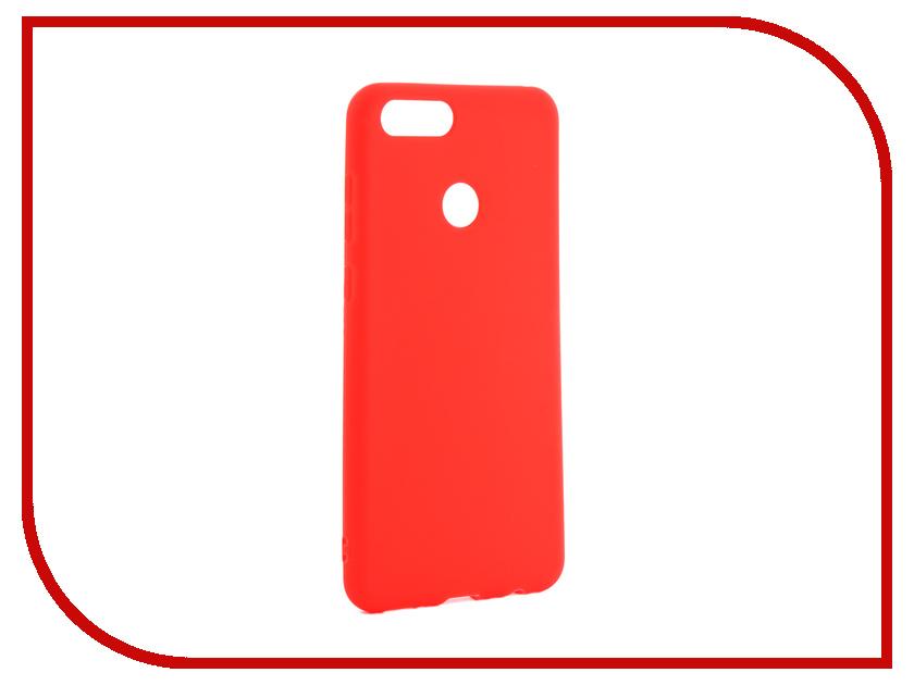 все цены на Аксессуар Чехол Huawei Honor 7X Neypo Soft Matte Silicone Red NST3843