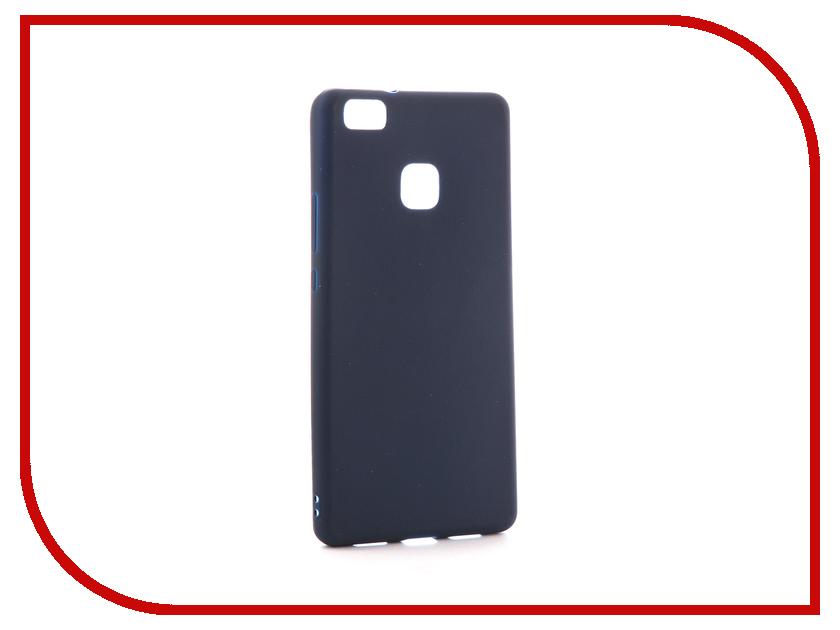 Аксессуар Чехол для Huawei Honor 9 Lite Neypo Soft Matte Silicone Dark Blue NST3845