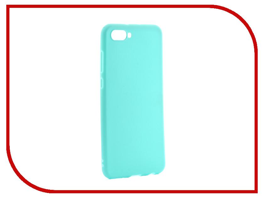 Аксессуар Чехол для Huawei Honor View Neypo Soft Matte Silicone Turquoise NST3846
