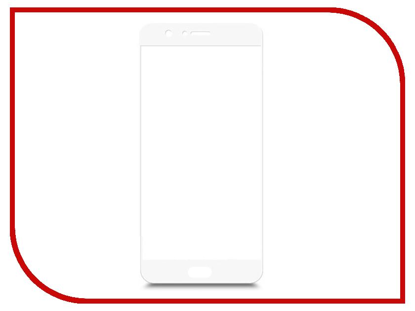 Аксессуар Защитное стекло Huawei Honor 8 Snoogy 3D FullGlue White Sn-TG-3D-Hw-h8-wht
