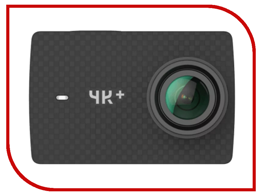 Экшн-камера YI 4K+ Action Camera hp ac100 экшн камера