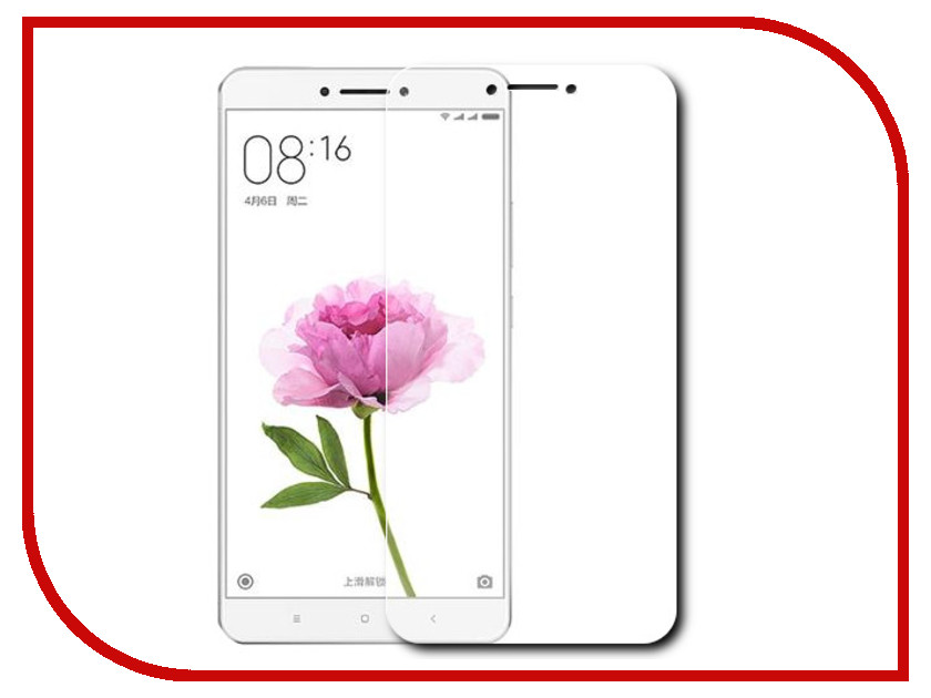 Аксессуар Защитное стекло XiaomiMiMax Snoogy 0.33mm Sn-TG-XIA-MAX