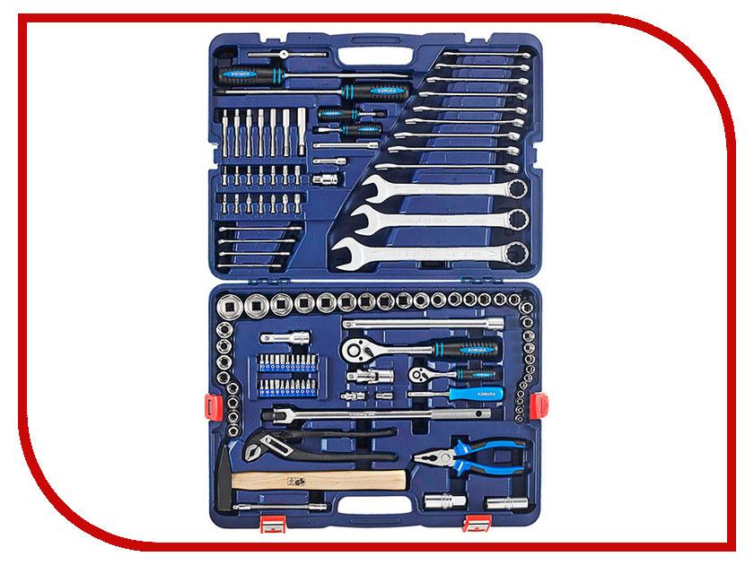 Набор инструмента Koruda KR-TK118 набор инструментов универсальный koruda в кейсе 45 предметов kr tk45