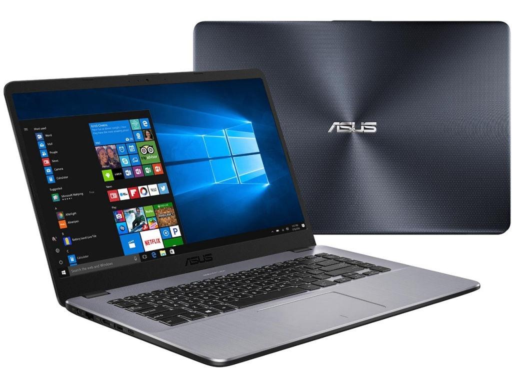 Ноутбук ASUS X505BA-EJ151T 90NB0G12-M02530 (AMD E2-9000 1.8 GHz/4096Mb/500Gb/No ODD/AMD Radeon R2/Wi-Fi/Bluetooth/Cam/15.6/1920x1080/Windows 10 64-bit) asus x505ba ej151 silver