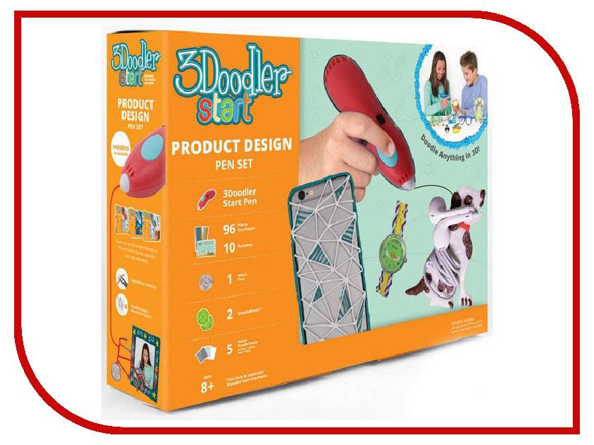 3D ручка 3Doodler Wobble Works Дизайнер 3DS-PDSP-MUL-R