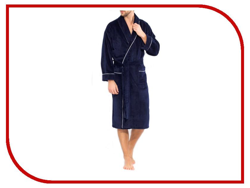 Халат EvaTeks Style №1588 Размер XL Blue