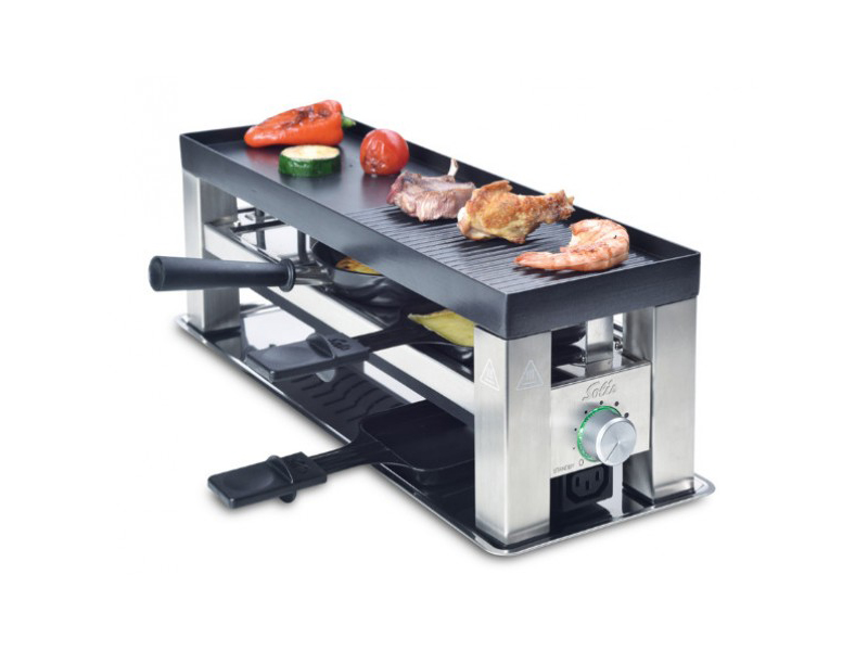 Электрогриль Solis Table Grill 4 in1 00-00001373