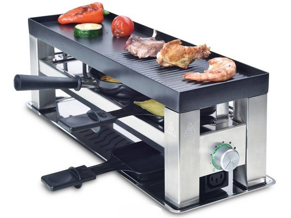 Электрогриль Solis Table Grill 5 in1 00-00001372