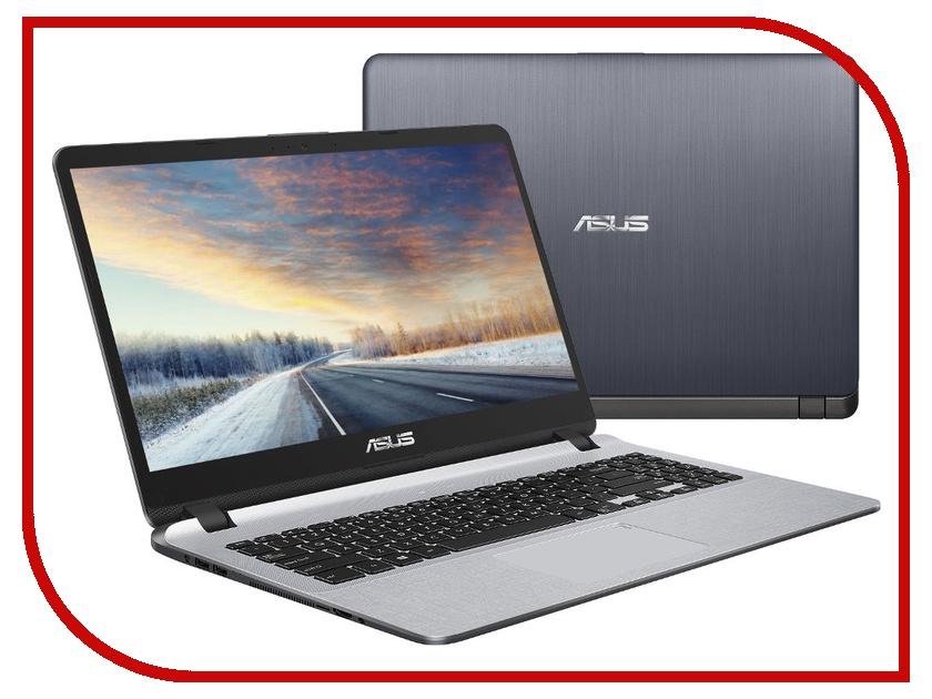Ноутбук ASUS X507UB-EJ043 90NB0HN1-M00780 (Intel Core i3-6006U 2.0 GHz/4096Mb/1000Gb/No ODD/nVidia GeForce MX110 2048Mb/Wi-Fi/Bluetooth/Cam/15.6/1920x1080/Endless) ноутбук asus a507ub ej159t 90nb0hn1 m02020