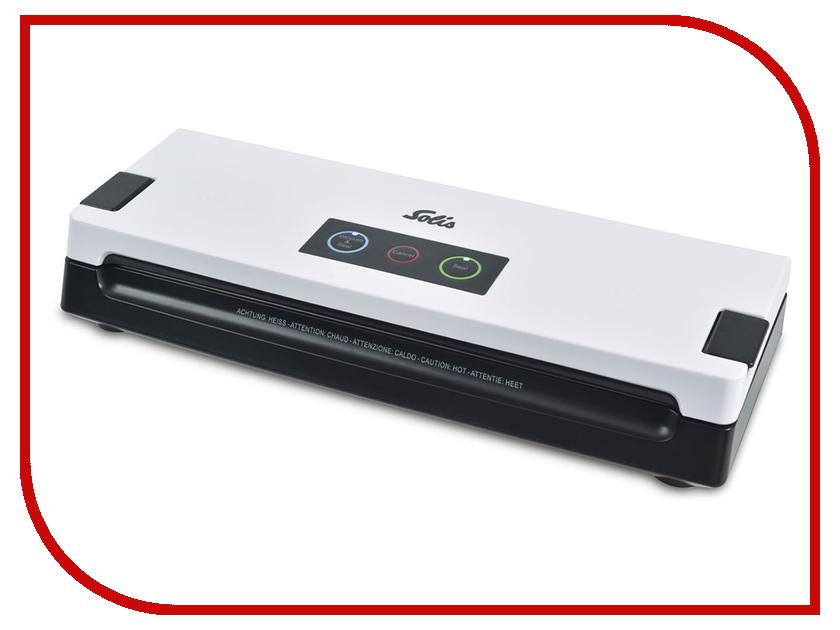 Вакуумный упаковщик Solis Vac Quick Weiss 00-00001364